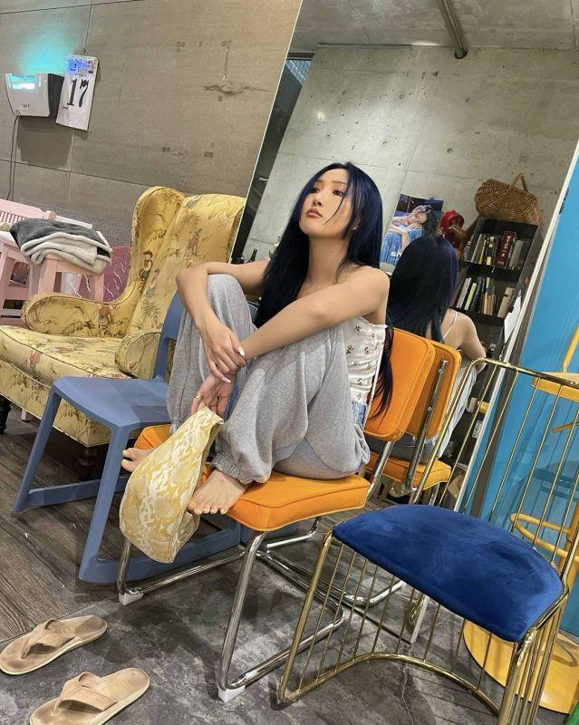 ฮวาซา MAMAMOO YouTube K-POP เกิร์ลกรุ๊ป