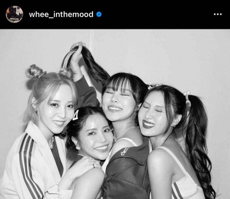 ฮวีอิน MAMAMOO H1GHR MUSIC Jay Park