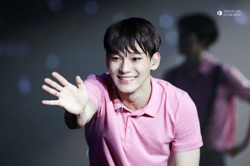 HappyChenDay Chen EXO