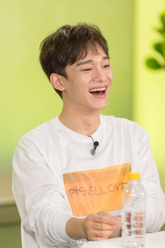 HappyChenDay Chen EXO