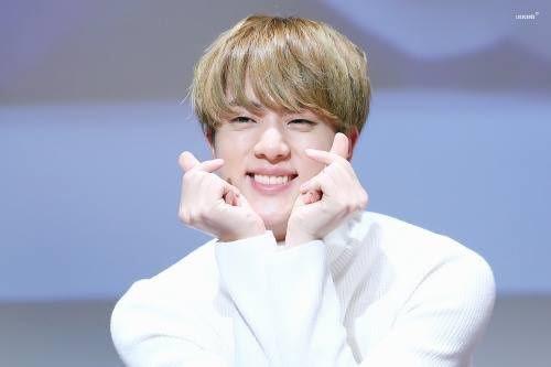 Jin BTS หล่อ #happyjinday #OurEpiphanyJin