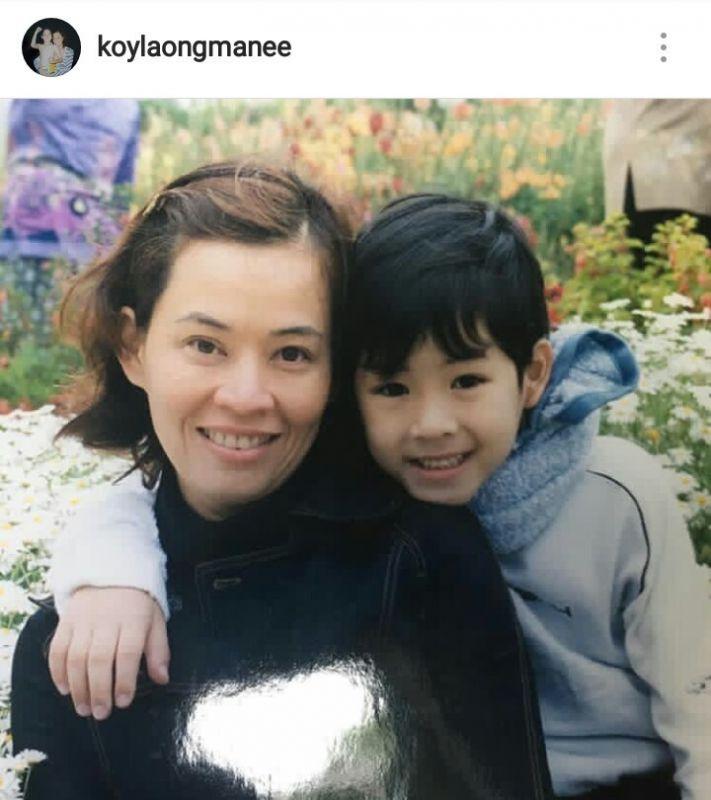 HappyMothersDay คุณแม่คุณลูก วันแม่ วันแม่แห่งชาติ แก้ว จิรายุ