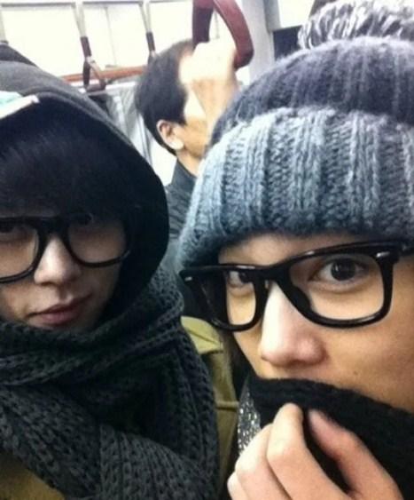 ไอดอล เกาหลี K-Pop Dongwoo NichKhun Taeyang