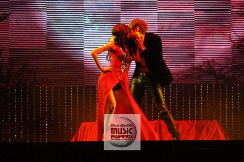 HyunA และ Hyunseung