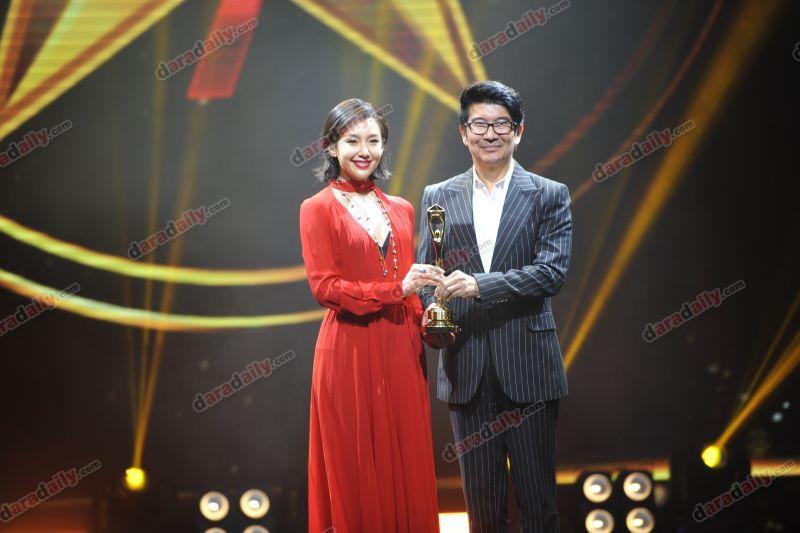 daradaily Awards 2017 เบลล่า ราณี