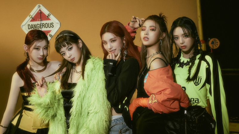 Mafia in the morning ITZY JYP Entertainment