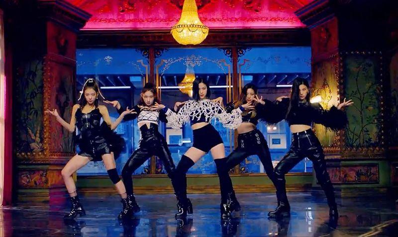 ITZY เกิร์ลกรุ๊ป เกาหลี