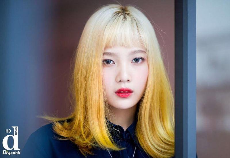 ไอดอล เปลี่ยนสีผม kpop