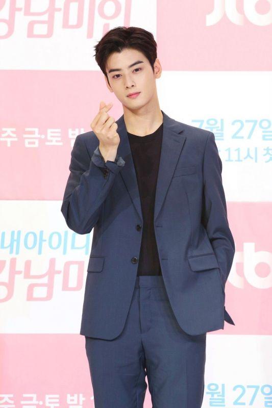 ไอดอล นักแสดง kpop kseries chaeunwoo