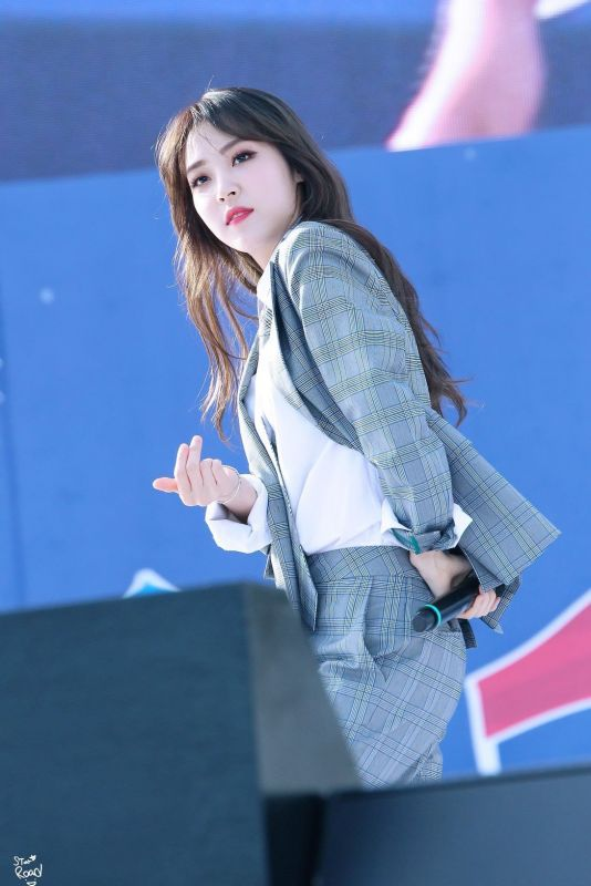 idol สาว เซ็กซี่ ธรรมชาติ kpop
