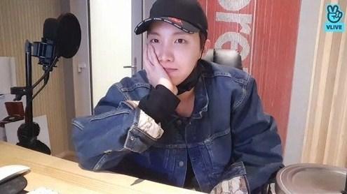 J-Hope BTS ทำเพลง เดี่ยว