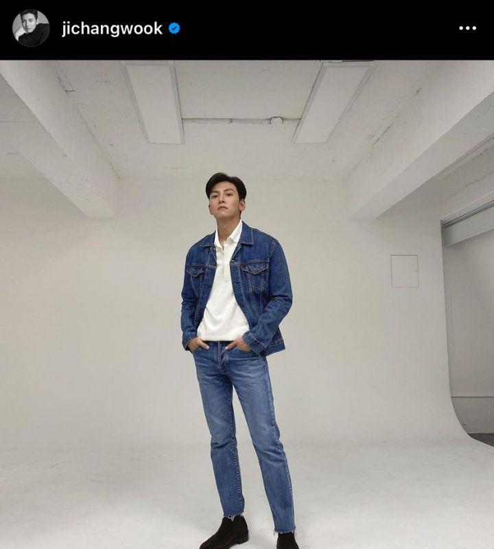 จีชางอุค นักแสดงเกาหลี ซีรีส์เกาหลี โควิด-19