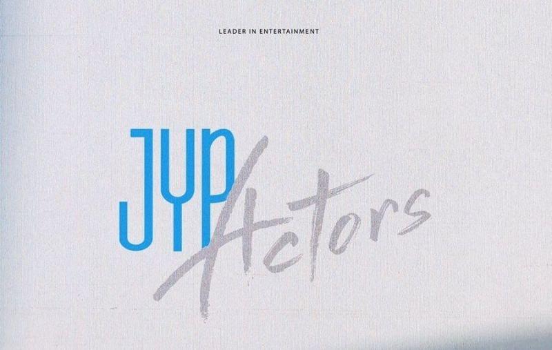 JYP Actors ยุบรายการ