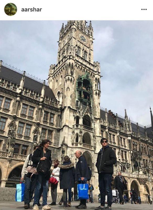 เจมส์มาร์ ทริปเที่ยว เที่ยวยุโรป พักผ่อนยาว ผู้จัดการส่วนตัว