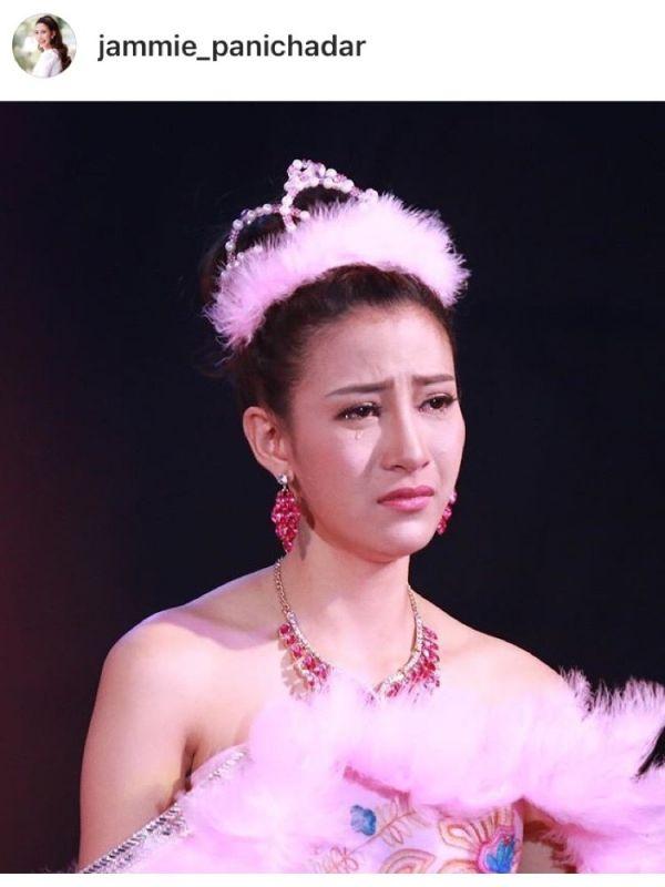 แจมมี่ ปาณิชดา ชะชะช่าท้ารัก ร้องไห้ เครียดหนัก แฟนละคร