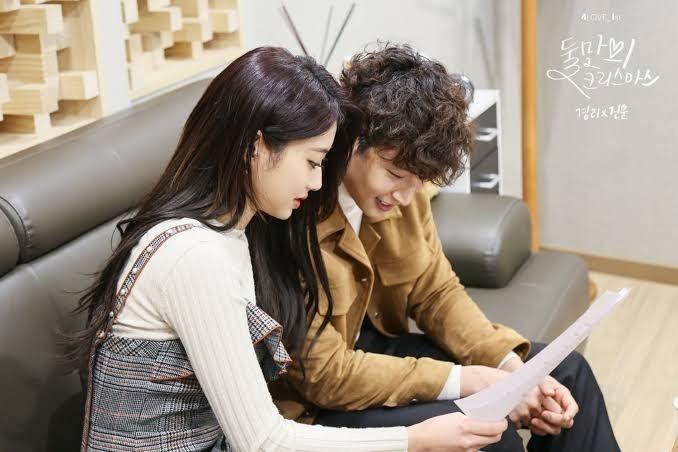 Jinwoon 2AM เดท Kyung Li Nine Muses