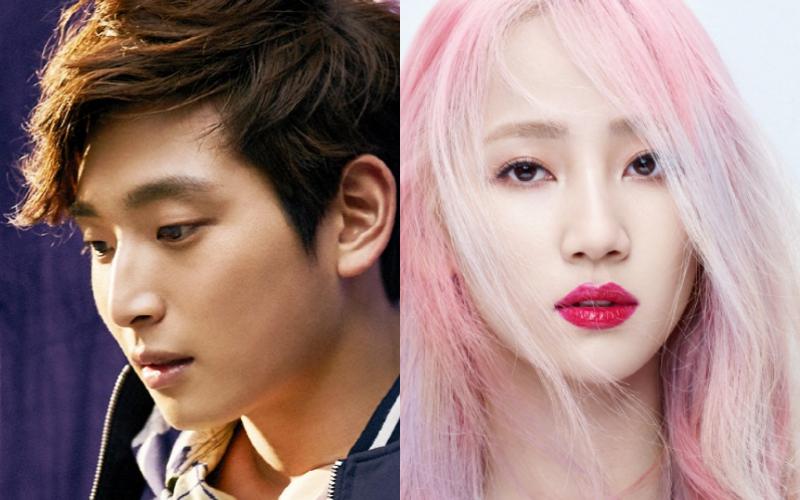 Yeeun Jinwoon  เลิกกัน ปิดฉาก รักร่วมค่าย