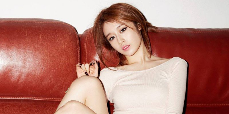 Jiyeon โกอินเตอร์ idol kpop
