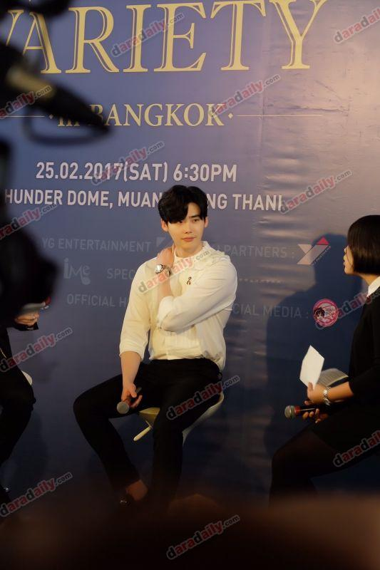 ยอโบ 2017 LEE JONG SUK FANMEETING อีจงซอก