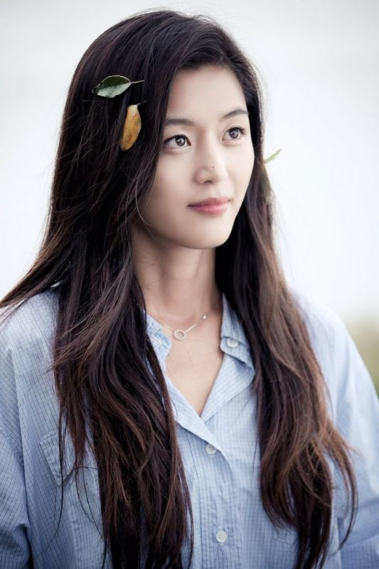 Jun Ji Hyun ท้อง ลูก สอง the legend of the blue sea