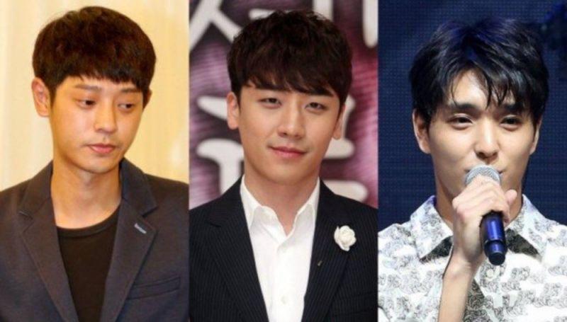Seungri ดราม่า ยาเสพติด ค้าประเวณี แชท คลิป KBS Joon Young Jonghun