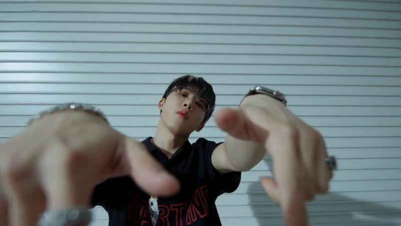 B.I คิมฮันบิน iKON GOT IT LIKE THAT