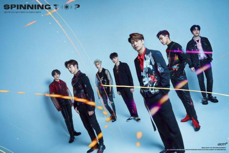 10 อัลบั้ม ขายดี kpop 2019