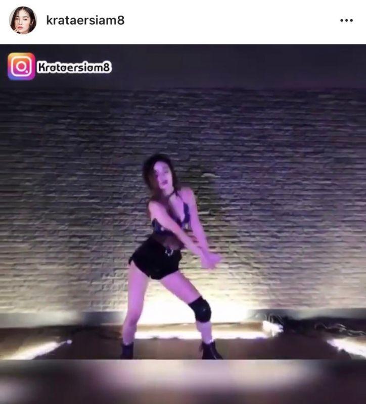 กระแต อาร์สยาม ลิซ่า BLACKPINK เต้น ท่าเต้น