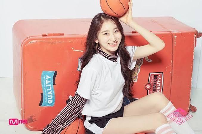 อีแชยอน izone ไอดอลเกาหลี เกิร์ลกรุ๊ป K-POP
