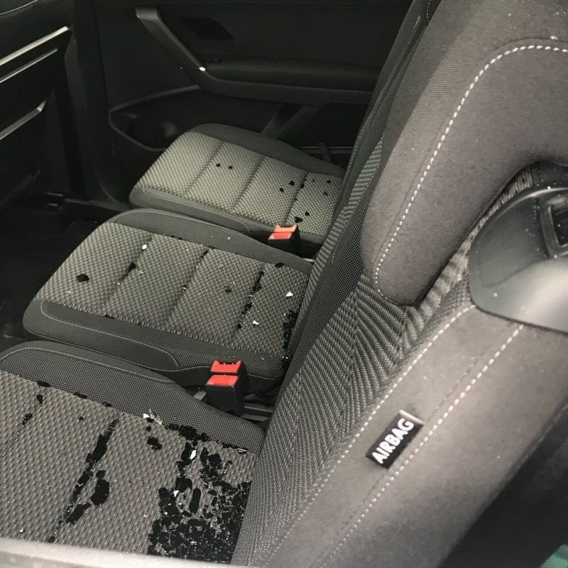 leeteuk super junior รถถูก ทุบกระจก ขโมยของ