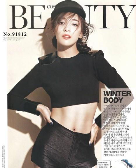 ไอดอล เกาหลี K-Pop SM กล้ามท้องสวย