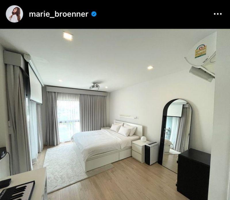มารี เบิร์นเนอร์ ขายบ้าน นักแสดงสาว