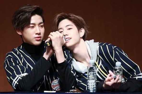 MarkBam I_WONT_LET_YOU_GO GOT7