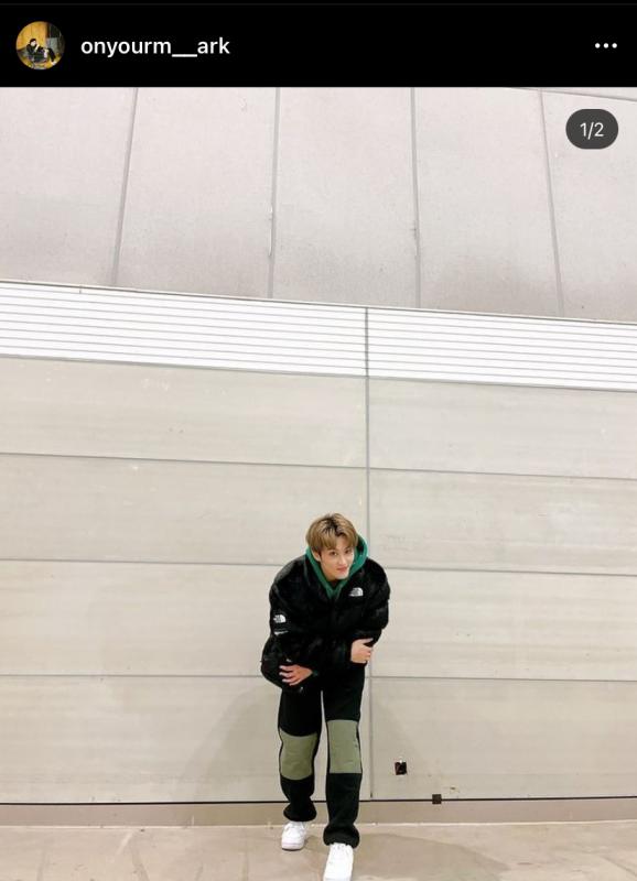 มาร์ค ลี NCT NCT127