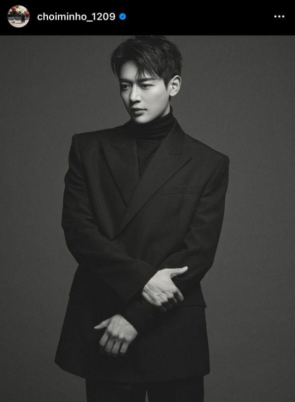มินโฮ SHINee ทูตฟุตบอล K-League K-POP