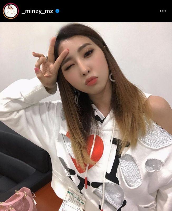 มินจี MINZY MZ Entertainment