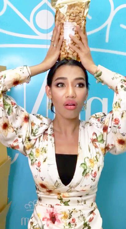 น้ำ มิสแกรนด์ น้ำ พัชรพร Miss Grand Thailand 2020