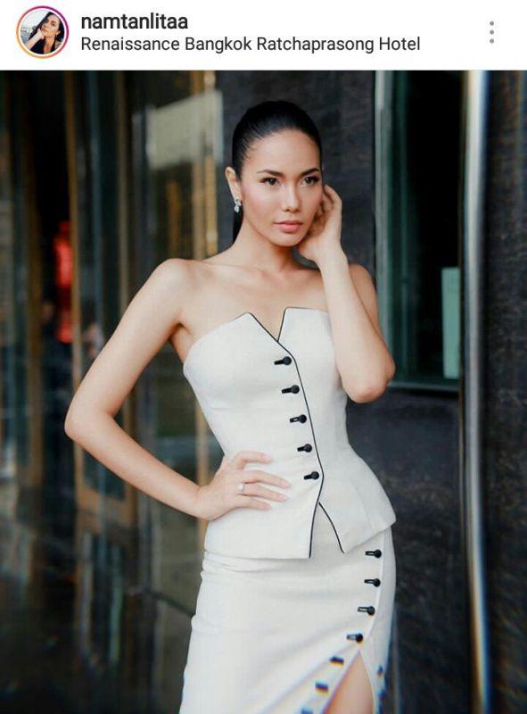 มารีญา พูลเลิศลาภ น้ำตาล ชลิตา ส่วนเสน่ห์ แนท อนิพรณ์ เฉลิมบูรณะวงศ์ Miss Universe Thailand