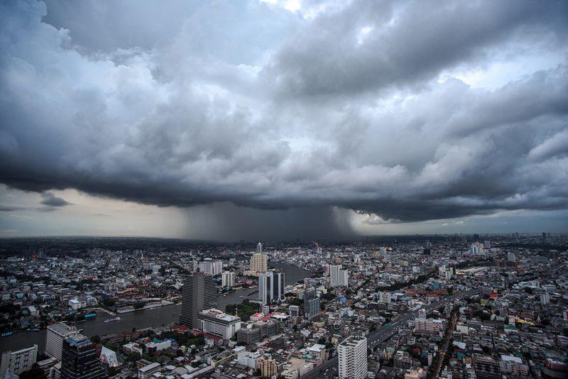 พยากรณ์อากาศ ฝนตก กรมอุตุนิยมวิทยา