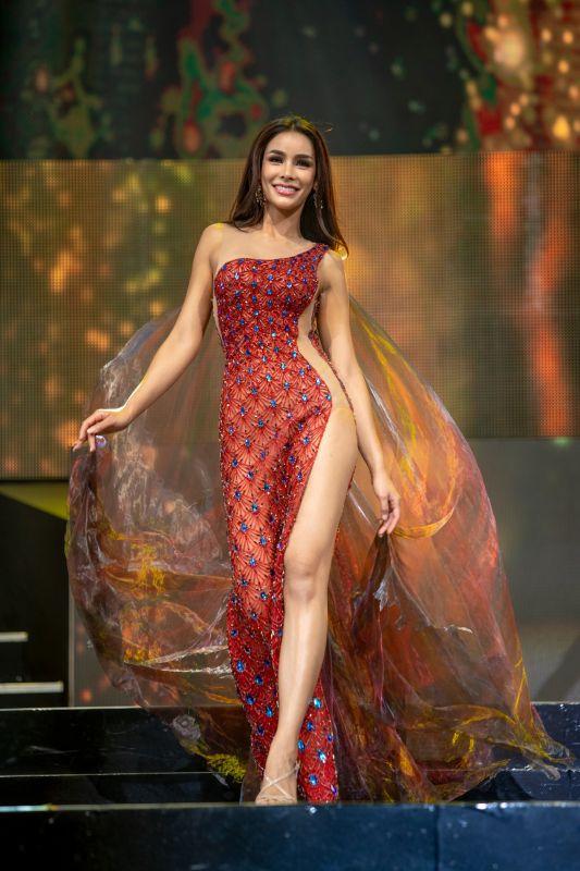 Miss Grand International 2019 เวเนซุเอลา โกโก้ รอง อันดับ 2