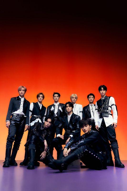 NCT127 SM Entertainment K-POP บอยแบนด์ ไอดอลเกาหลี