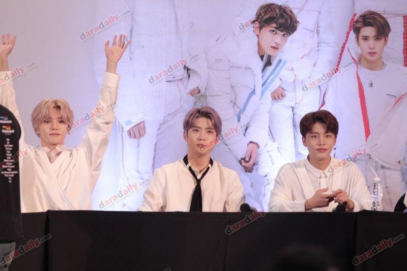 NCT 127 BANGKOK The Origin คอนเสิร์ต ครั้งแรก