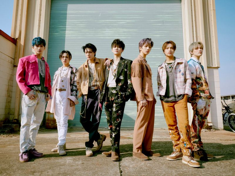 NCT DREAM Hot Sauce SM Entertainment