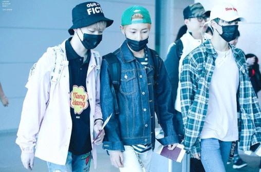 WinWin, Kun, RenJun, Chele