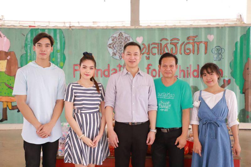 บอสเณร NEN360 Music Thailand ทำบุญ ฉลองวันเกิด