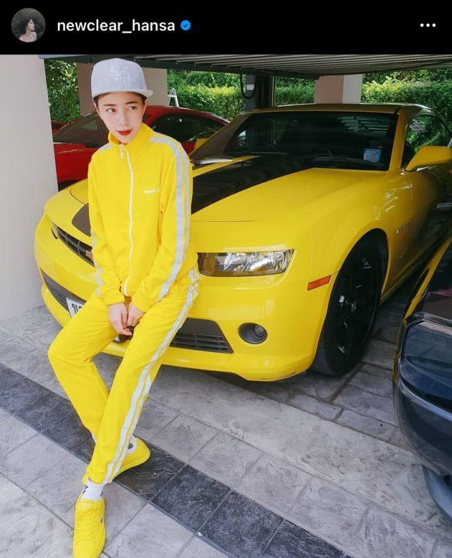 นิวเคลียร์ หรรษา ดีเจเพชรจ้า ขายรถ Bumblebee