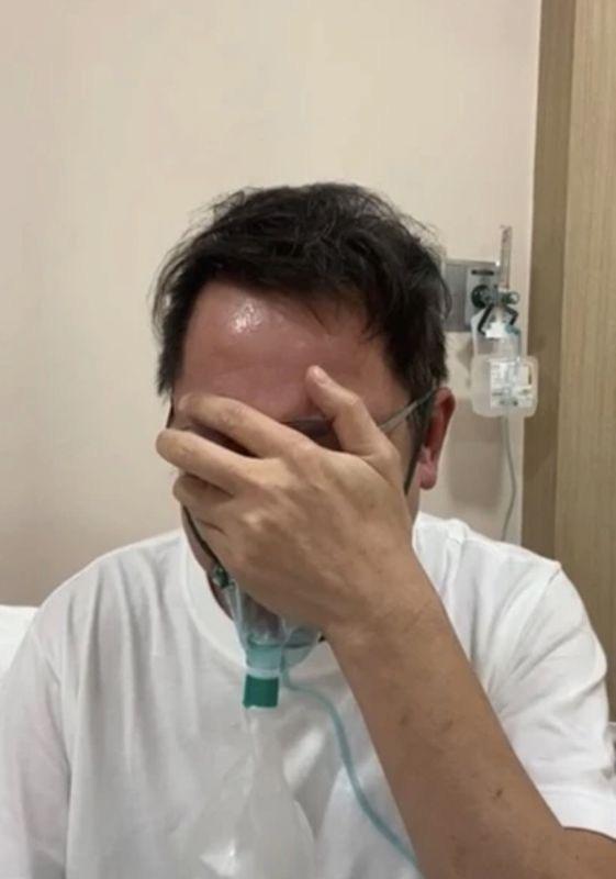 ณวัฒน์ อิสรไกรศีล หมอ โรงพยาบาล โควิด-19 แชทหลุด