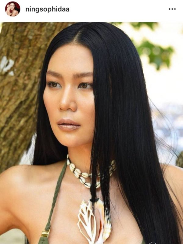 นิ้ง โศภิดา MUT Miss Universe Thailand 2018