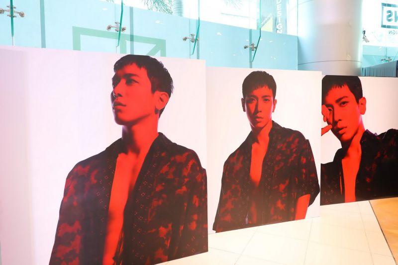 2018 Jung Yong Hwa Photo Exhibition in Bangkok