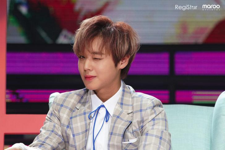 มีลุ้นไหม MAY  Park Jihoon ซีรีส์ ใหม่ kpop
